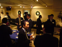 ファイナンス稲門会オフィシャルブログ-新年会2
