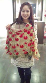 グラニータのブログ   ~堀切由美子のファッション・ビューティー・パーティー メモ~-F1020353.jpg