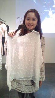グラニータのブログ   ~堀切由美子のファッション・ビューティー・パーティー メモ~-F1020352.jpg