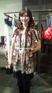 グラニータのブログ   ~堀切由美子のファッション・ビューティー・パーティー メモ~-F1020350.jpg