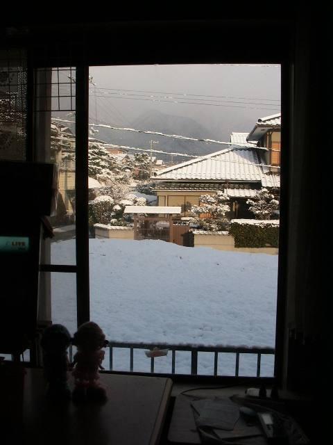 おまけ道@琵琶湖畔で実家生活♪ポテチンっ♪-110127