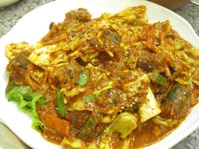 韓国料理サランヘヨ♪ I Love Korean Food-ハンヤン