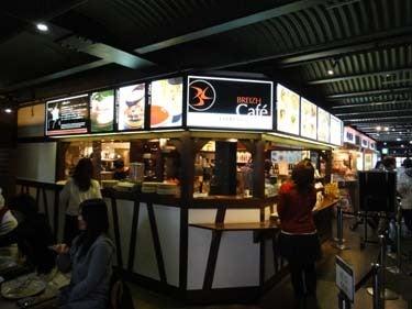 横浜発 驢馬人の美食な日々-BREIZH Cafe EXPRESS