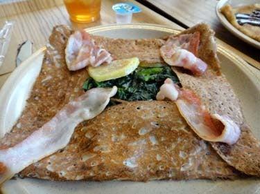 横浜発 驢馬人の美食な日々-BREIZH Cafe EXPRESS02