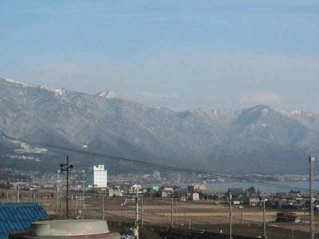 おまけ道@琵琶湖畔で実家生活♪ポテチンっ♪-110129