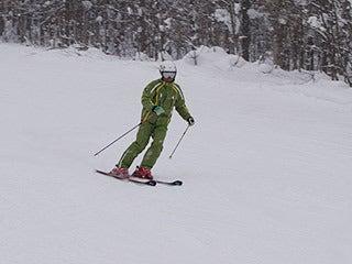 $池の平温泉スキー場ゲレンデレポート-11012904