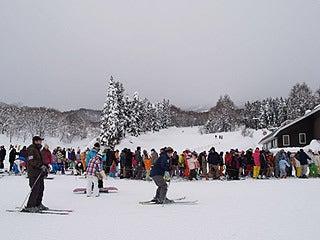 $池の平温泉スキー場ゲレンデレポート-11012902