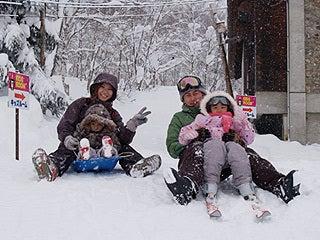 $池の平温泉スキー場ゲレンデレポート-11013004
