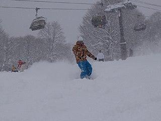 $池の平温泉スキー場ゲレンデレポート-11013001