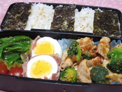 韓国料理サランヘヨ♪ I Love Korean Food-豚肉とブロッコリーのサムジャンソース和