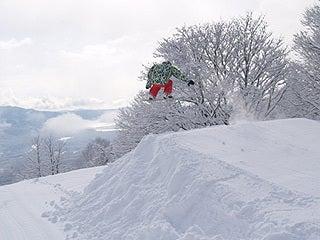 $池の平温泉スキー場ゲレンデレポート-11013104