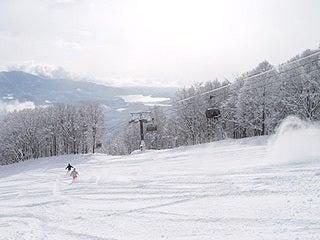 $池の平温泉スキー場ゲレンデレポート-11013103