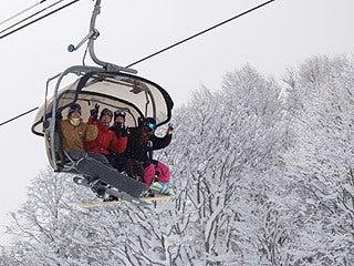 $池の平温泉スキー場ゲレンデレポート-11013101