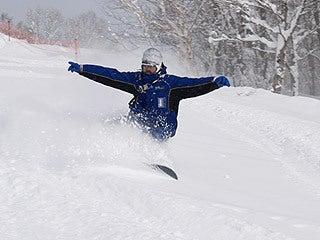 $池の平温泉スキー場ゲレンデレポート-11013102