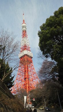 $☆琴音☆のブログ-東京タワー
