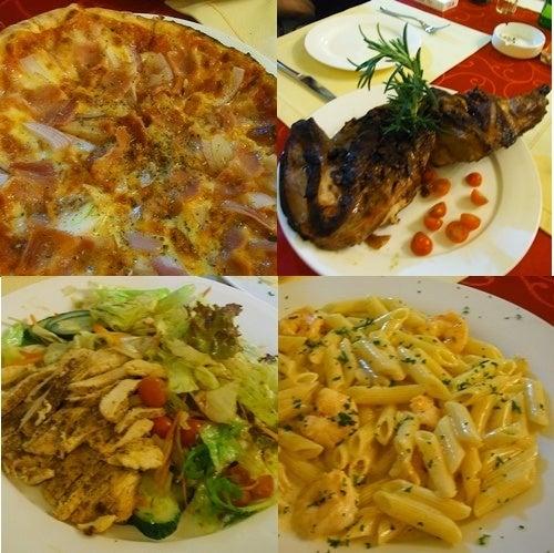 中国大連生活・観光旅行通信**-大連 CAFE Mediterranean 地中海レストラン