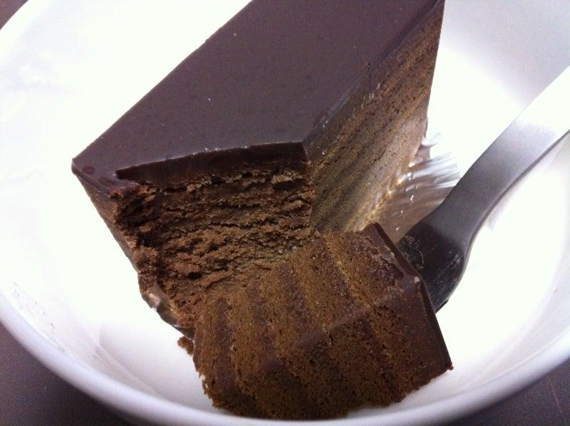 うめこさんの大好きなもの-チョコレートケーキ