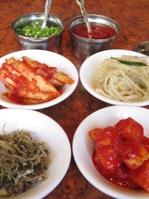 韓国料理サランヘヨ♪ I Love Korean Food-ヤンピョンヘジャンク