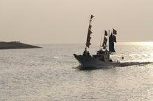 沖縄から遊漁船「アユナ丸」-旧正月