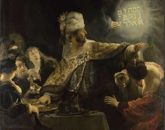 REMOVE-Belshazzar's Feast