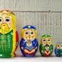 ロシア童話のマトリョ…
