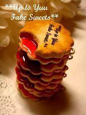 新米作家のフェイクスイーツデコ日記*Up to Yuu Fake Sweets*-クッキー