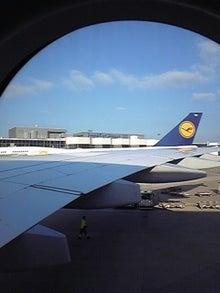 MOO日記-20110121フランクフルト空港
