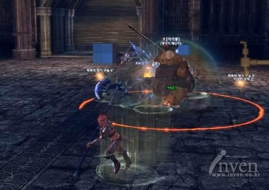 $GmenのTERA冒険活劇---MMORPG『TERA』オンラインゲーム.Blog-攻略 ハムビル邸宅06