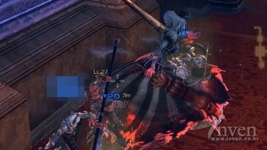 $GmenのTERA冒険活劇---MMORPG『TERA』オンラインゲーム.Blog-攻略 ハムビル邸宅08