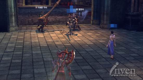 $GmenのTERA冒険活劇---MMORPG『TERA』オンラインゲーム.Blog-攻略 ハムビル邸宅11