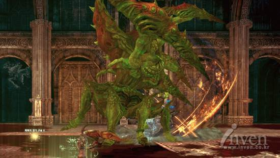 $GmenのTERA冒険活劇---MMORPG『TERA』オンラインゲーム.Blog-攻略 ハムビル邸宅13