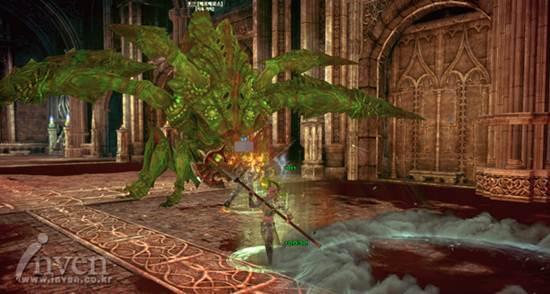 $GmenのTERA冒険活劇---MMORPG『TERA』オンラインゲーム.Blog-攻略 ハムビル邸宅15