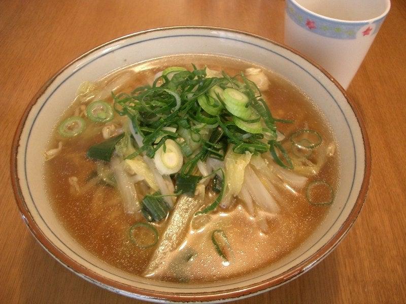宅ひとりごはん-2/8 昼 醤油ラーメン