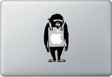 L.I.M-Chimpanzee MacBook seal
