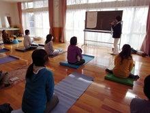 さやえんどうクラブの活動ブログ-リフレッシュ骨盤体操