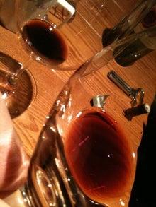 渋谷ワイン生活-ワインの色調
