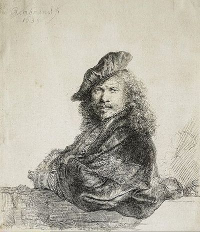 REMOVE-Rembrandt Etching