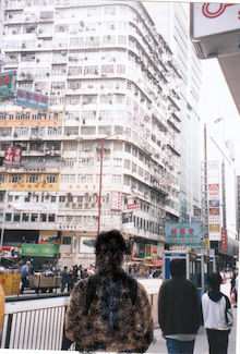 すわこぷ旅ブログ-佐敦のホテル