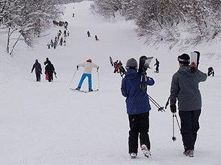 $池の平温泉スキー場ゲレンデレポート-11021204