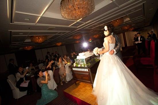 ウエディングカメラマンの裏話*,KKRホテル東京での結婚式の写真
