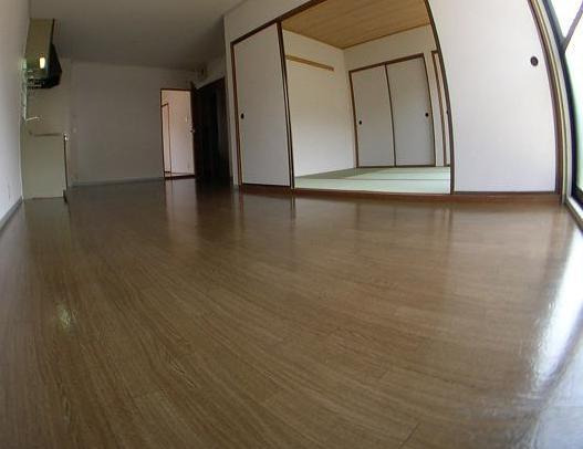 ☆Ameblo☆有限会社 託麻不動産☆ブログ☆ -セジュールA102_リビング