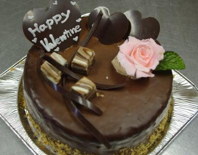 あなたの描いた絵もケーキになる!クアンカ・ドーネ-バレンタインデコ