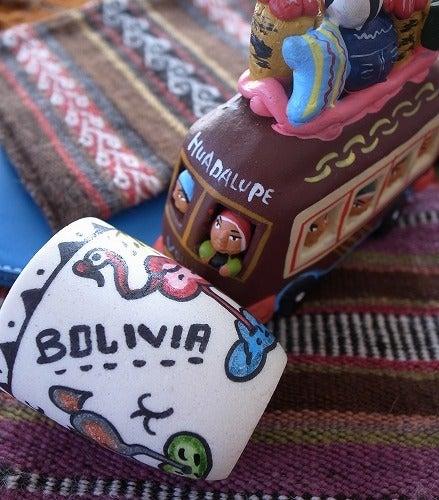 ★ 世界一周御披露目帳 ★-ボリビア土産イロイロ