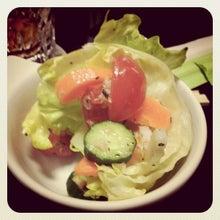 ちょんまげ通信-サラダ