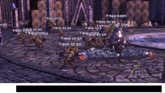 $GmenのTERA冒険活劇---MMORPG『TERA』オンラインゲーム.Blog-攻略 邪教徒の隠れ家07