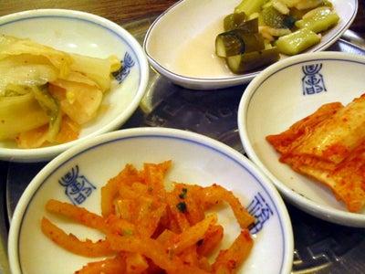 韓国料理サランヘヨ♪ I Love Korean Food-ソウル3日目