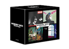 -シンガーソングライター中村隆道への伝言板-Do have a Dreamer--NOBODY BOX
