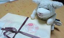 $てぬぐい作家 tenugui chaco のブログ-2/17 小包1