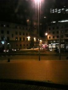 MOO日記-20110122フィレンツェ駅前の様子