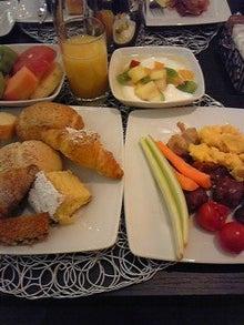 MOO日記-20110123朝食